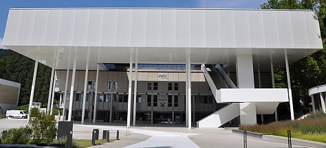 Referenz | JKU Campus Linz - Learning Center | EBP GmbH